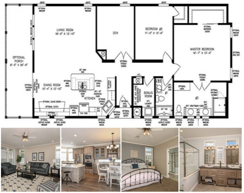 Wide Mobile Homes On Wiring Diagram For Oakwood Manufactured Home